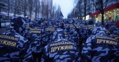 """""""Нацдружины"""" готовятся применять силу против фальсификаторов на выборах"""