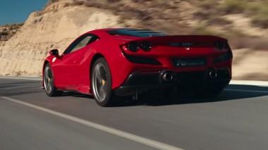 Оцените новый суперкар Ferrari F8  (ВИДЕО)