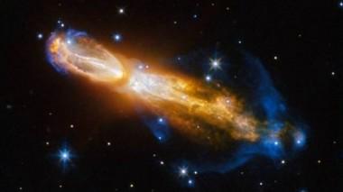 """В NASA представили видео с """"музыкой"""" Вселенной"""