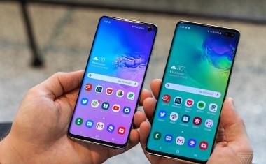 Samsung выпустит смартфон с селфи-камерой под экраном