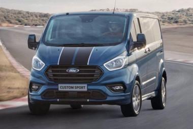 «Горячий» минивэн Ford Transit Custom Sport получил более мощный дизель (ФОТО)