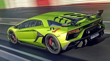 Lamborghini Aventador SVJ быстрейшая в Хоккенхайме (ВИДЕО)