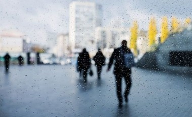 В Киеве после дождей обещают мокрый снег