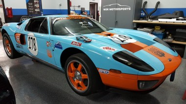 Ford GT преодолел отметку в 483 км/ч и вписал себя в историю (ВИДЕО)
