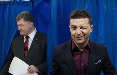 Зеленский выиграл на большинстве военных спецучастков в зоне ООС
