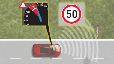 Электронный ограничитель скорости станет обязательным в странах ЕС