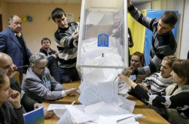 ЦИК назвал участок, который задерживает установление 100% результатов голосования