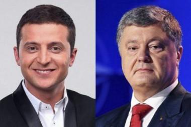 """Порошенко предложил Зеленскому """"быть мужиком"""" и явиться на дебаты без дополнительных условий"""