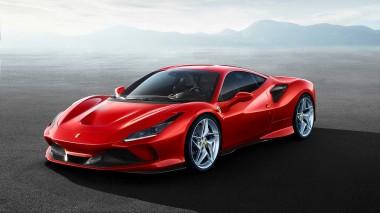 В сеть попало видео нового спорткара Ferrari F8 Tributo