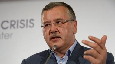 """Гриценко встретился с Зеленским и """"договорился продолжить общение"""""""