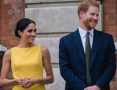 Британские букмекеры уверены, что принц Гарри и Меган Маркл ждут девочку