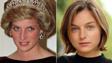 Netflix выбрала актрису на роль принцессы Дианы в сериале