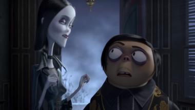 Трейлер мультфильма «Семейка Аддамс» появился в сети (ВИДЕО)