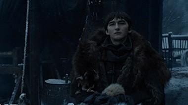 Бран Старк раскрыл секрет леденящего душу взгляда (ВИДЕО)