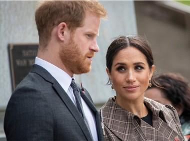 Принц Гарри и Меган Маркл могут переехать в Африку после рождения первенца