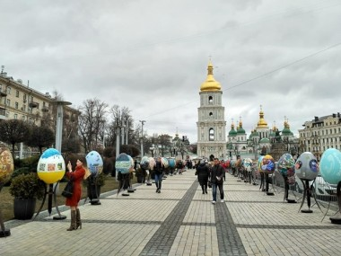 Киев перед Пасхой накроет 24-градусная жара
