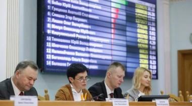 ЦИК приняла все оригиналы протоколов о результатах выборов второго тура
