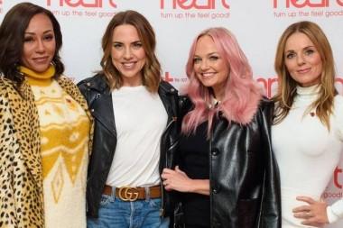 Spice Girls выпустили одежду к новому туру (ФОТО)