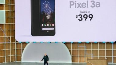 Google официально представила бюджетники Pixel 3a и Pixel 3a XL