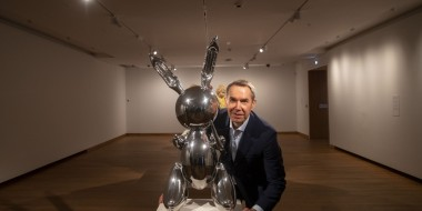 «Кролик» Джеффа Кунса продан с молотка за рекордные $91 млн