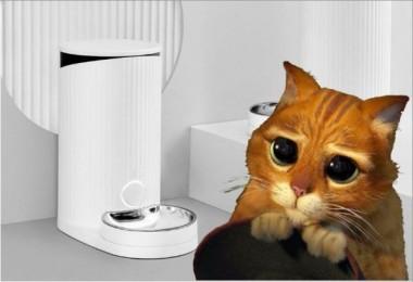Новинка от Xiaomi позволит оставить домашних питомцев сытыми в отсутствие хозяев (ВИДЕО)
