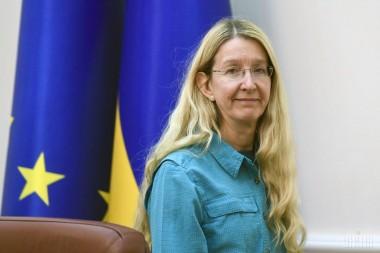 Супрун рассказала о работе Минздрава после отставки Гройсмана