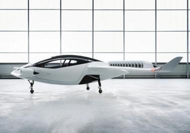 Воздушные такси появятся до 2025 года