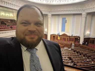 У Зеленского готовы внести законопроект о референдуме - Стефанчук