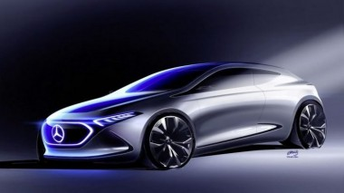 Mercedes построит электрокар EQE для борьбы с Tesla Model S