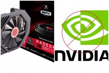 AMD сертифицировала видеокарты линейки Navi