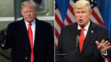Алек Болдуин устал пародировать Трампа
