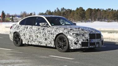 Вам понравится ее голос. Новейшую BMW M3 сняли на видео в Нюрбургринге (ВИДЕО)