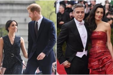 «Тайная дружба» Джордж Клуни о встречах с Меган Маркл и принцем Гарри