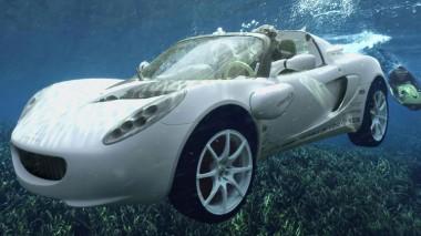 Илон Маск анонсировал автомобиль-амфибии из фильма о Бонде