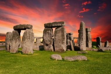 Обнаружены искусственные острова древнее Стоунхенджа