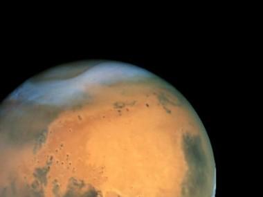 Стало известно, когда Марс мог быть обитаем
