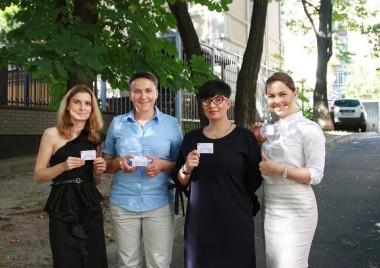 Сестры Савченко будут баллотироваться в Раду в Донецкой области