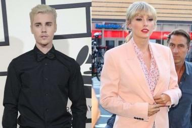 Джастин Бибер и Тейлор Свифт разругались из-за прав на ее песни за $300 млн
