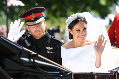 Меган Маркл повысила доход королевской семьи на миллионы