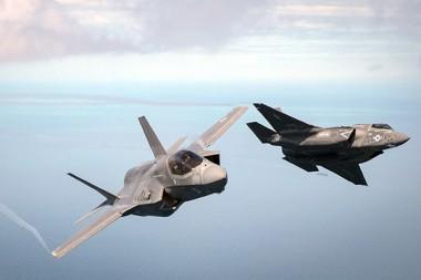 США предложили насолить Путину, отдав Украине истребители F-35 Lightning II