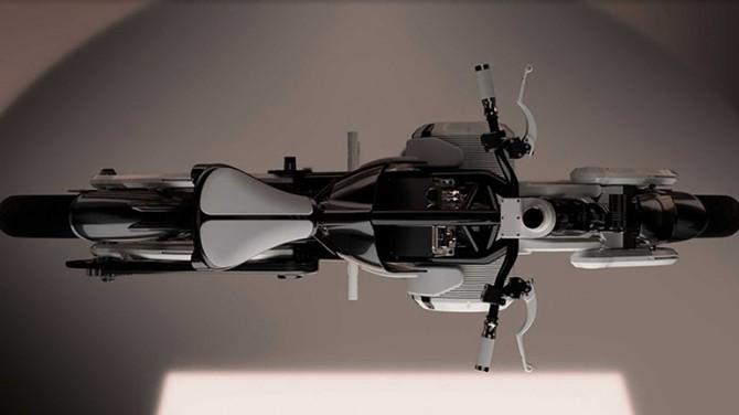 Curtiss презентовали электробайк со сногсшибательным дизайном (ФОТО)