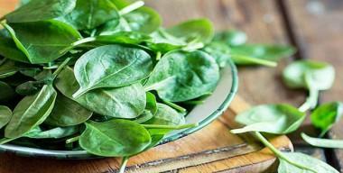 Шпинат поможет побороть дефицит витамина Е при диабете