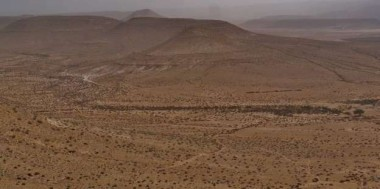 Раскрыта тайна «подземного моря» под пустыней Негев