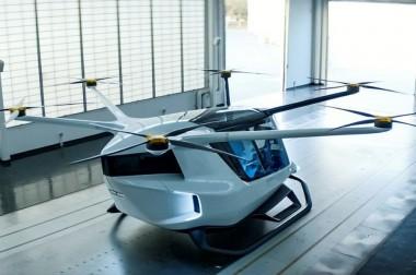 Турки изобрели летающий автомобиль Cezeri