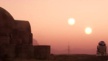 Трейлер нового сериала по «Звездным войнам» выложили в сеть (ВИДЕО)