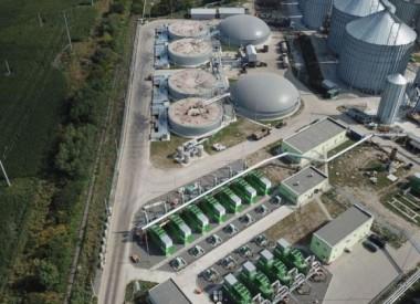 В Украине на полную мощность заработала крупнейшая в мире биогазовая станция