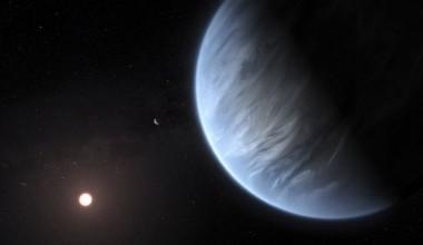 На планете за пределами Солнечной системы обнаружен водяной пар