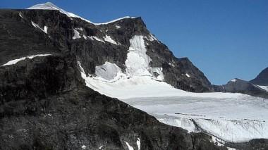 Самая высокая гора в Швеции «съежилась» из-за потепления