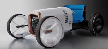 Новый прототип Vision Mercedes Simplex – роскошь, традиция и инновация (ФОТО)