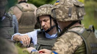 У Зеленского назвали сроки завершения войны на Донбассе